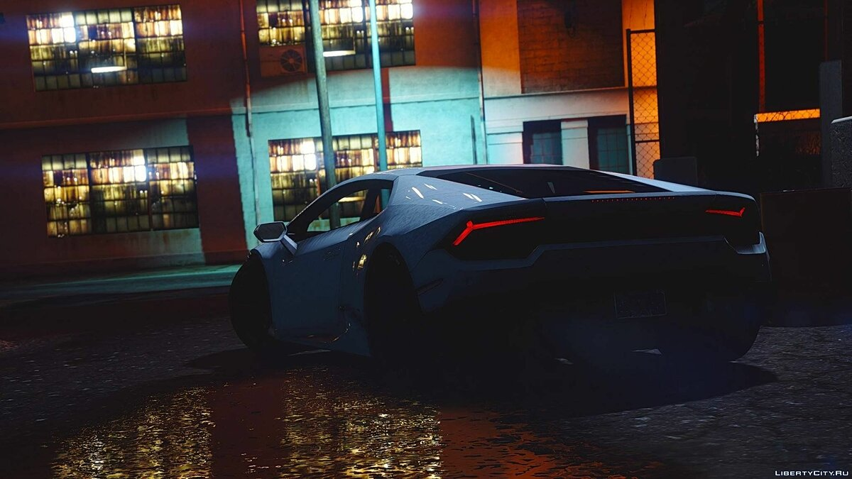 Lamborghini Huracan LP580-2 [Add-On / Replace] 1.1 для GTA 5 - скриншот #3