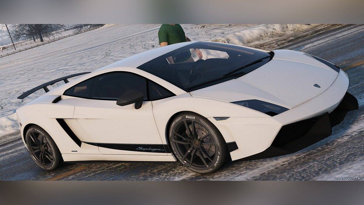 Lamborghini Gallardo Superleggera LP 570-4 [Add-On] для GTA 5 - скриншот #3