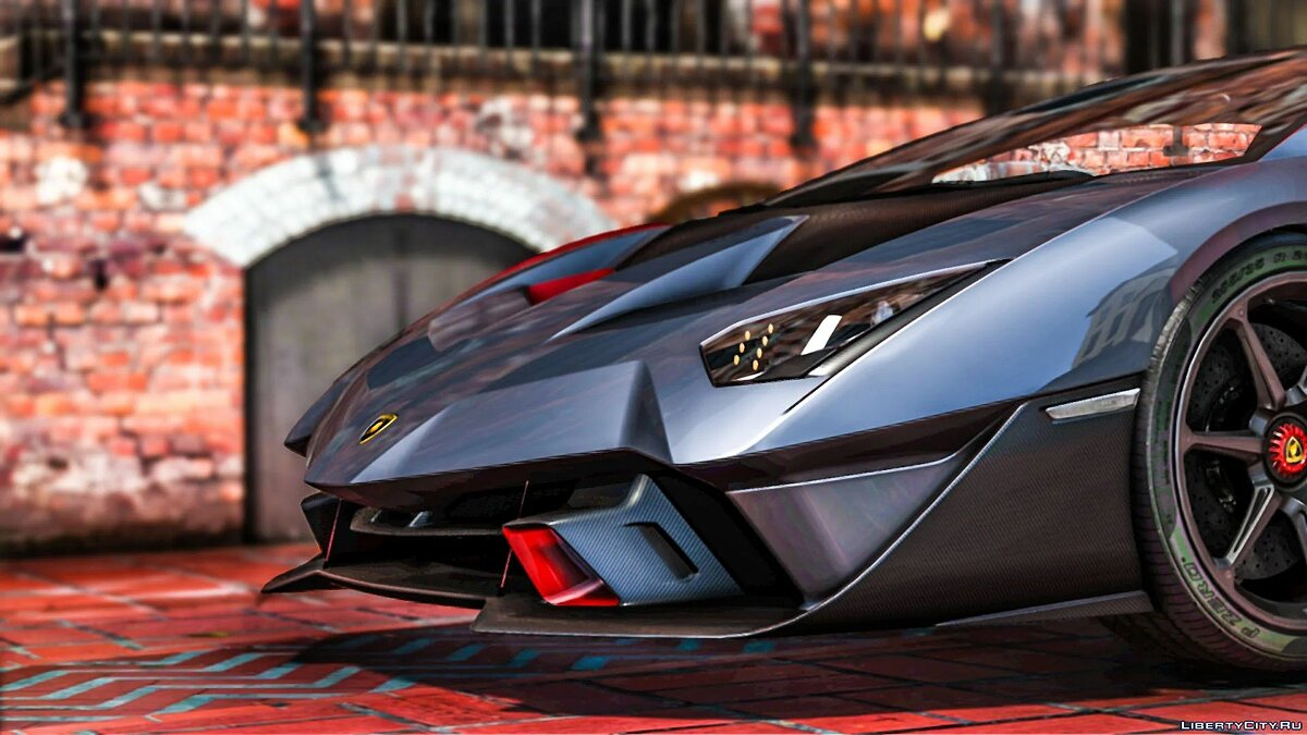 Машина Lamborghini Lamborghini SC18 Alston [Add-On] 1.0 для GTA 5