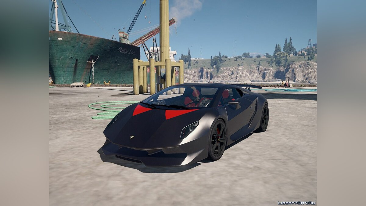 Lamborghini Sesto Elemento [Add-On / Replace] 7.0 для GTA 5 - скриншот #3
