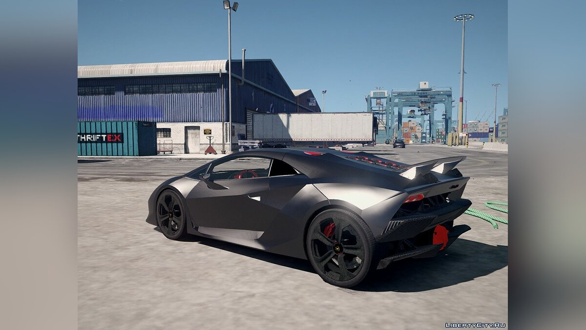 Lamborghini Sesto Elemento [Add-On / Replace] 7.0 для GTA 5 - скриншот #2