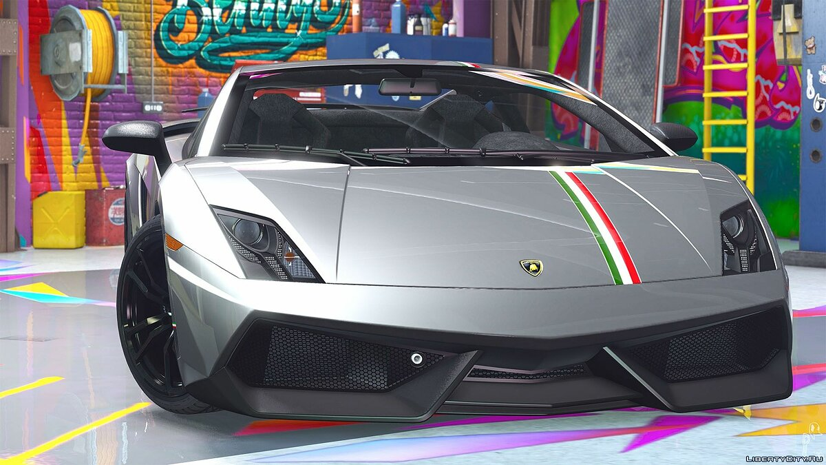 Lamborghini Gallardo LP570-4 Superleggera 2011 [Add-On / Replace | Animated | Template] 1.0 для GTA 5 - скриншот #2
