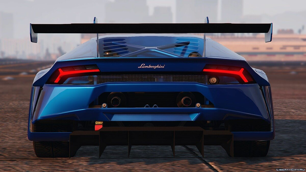 Lamborghini Huracan GT3 [Add-On] 1.1 для GTA 5 - скриншот #4