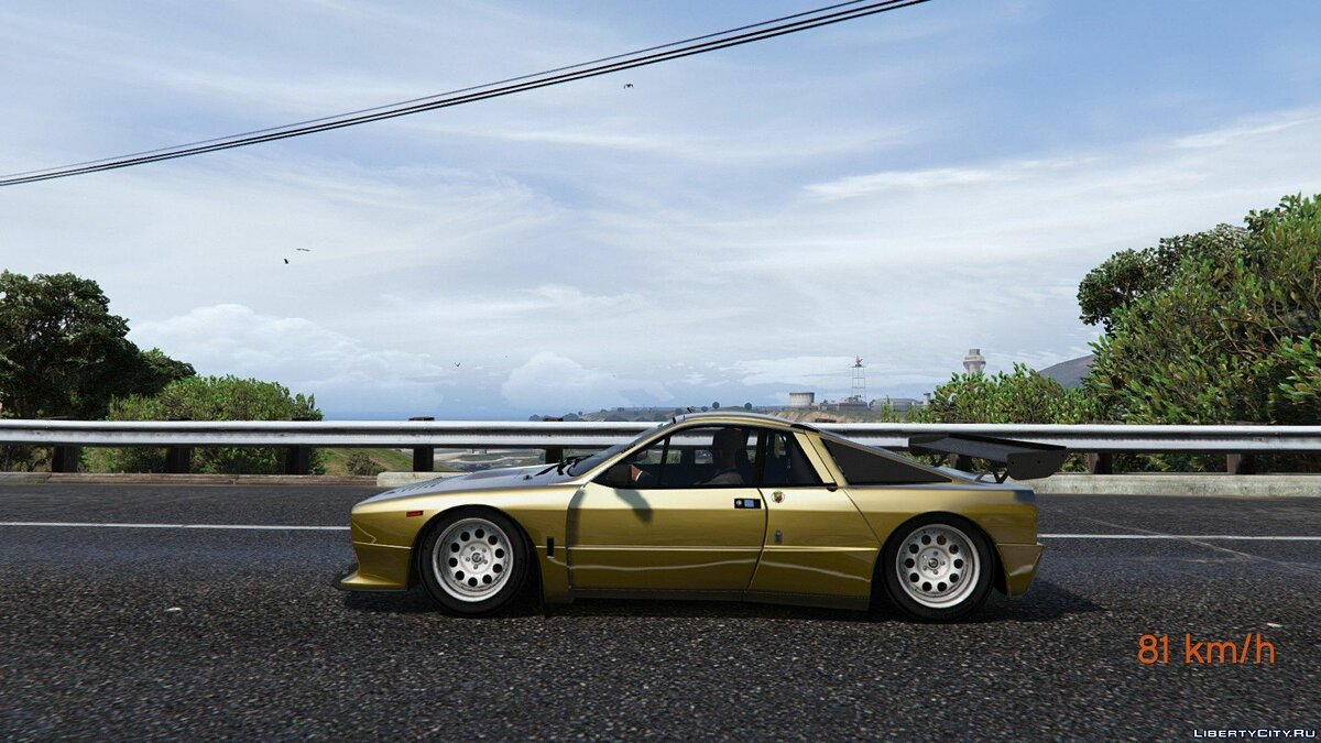 Машина Lancia 1982 Lancia 037 Stradale [Add-On] 1.0 для GTA 5