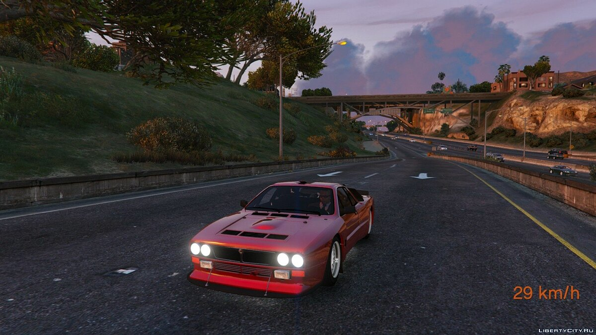 1982 Lancia 037 Stradale [Add-On] 1.0 для GTA 5 - скриншот #6
