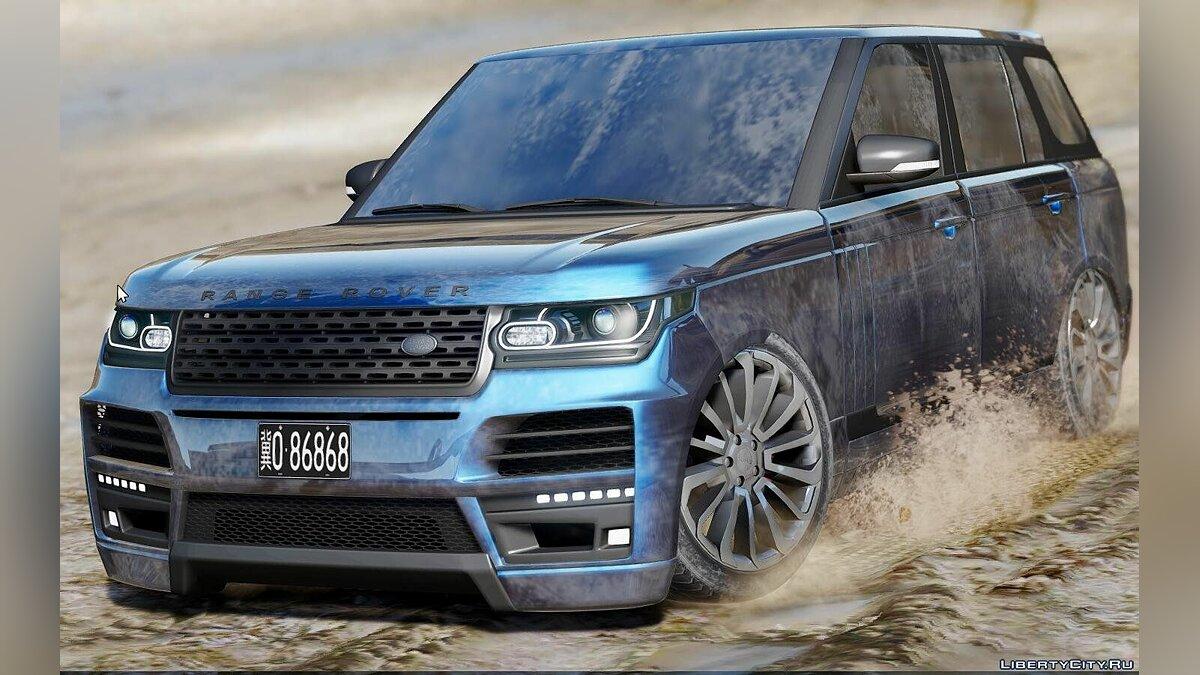 Land Rover Range Rover Startech [Add-On / Replace] 1.1 для GTA 5