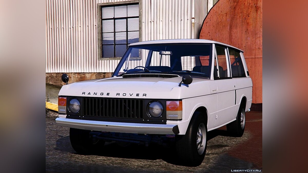 Машина Land Rover Land Rover Range Rover 1973 [Add-On | Dirtmap | Extras] 1.0 для GTA 5