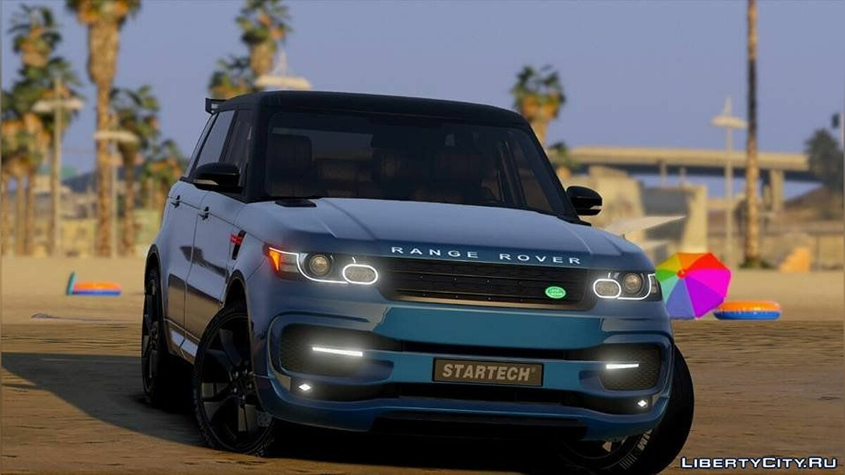 Range Rover Sport StarTech 2016 [Add-On /Animated /Templated] 1.0 для GTA 5