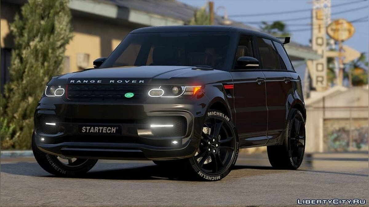 Range Rover Sport StarTech 2016 [Add-On /Animated /Templated] 1.0 для GTA 5 - скриншот #2