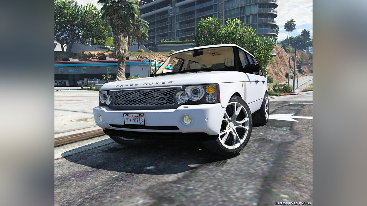 2010 Range Rover Supercharged [Add-On / Replace | Tuning] 2.1 для GTA 5