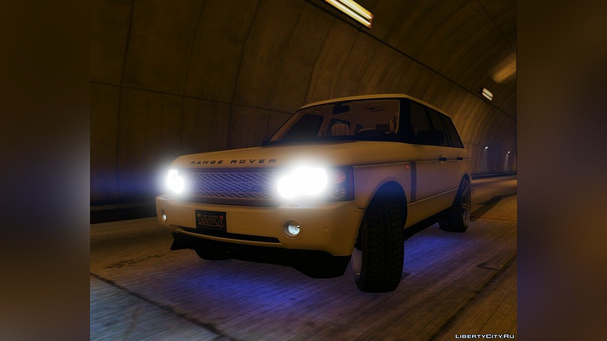 2010 Range Rover Supercharged [Add-On / Replace | Tuning] 2.1 для GTA 5 - скриншот #5