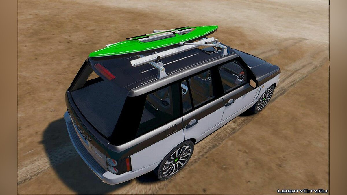 Машина Land Rover 2011 Range Rover vogue AB 1.0 для GTA 5