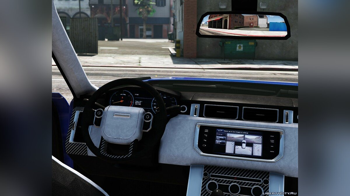 2016 Range Rover Sport SVR [Add-On / Replace] 1.2 для GTA 5 - скриншот #3