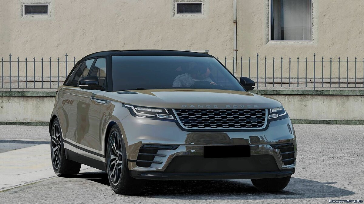 Машина Land Rover 2019 Range Rover Velar [Add-On] 1.0 для GTA 5