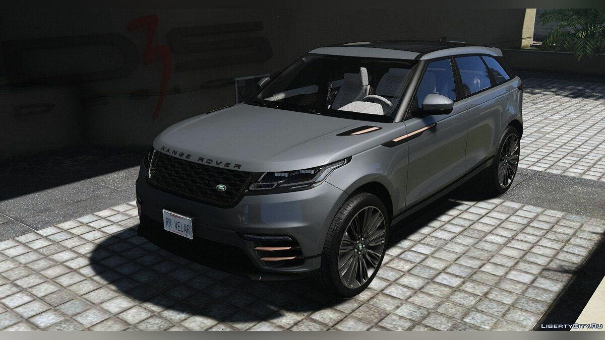 Машина Land Rover Range-Rover Velar '2018 [Add-On | AO | Template] 1.0.2207 для GTA 5