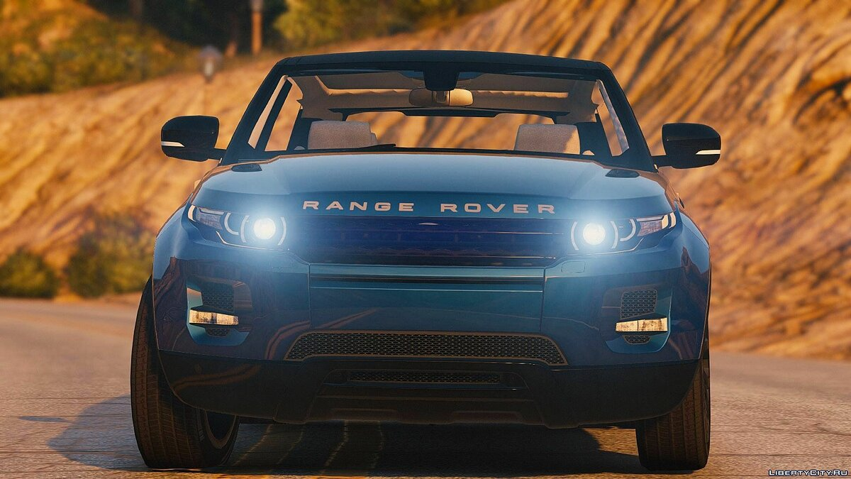 Range Rover Evoque + Template [Add-On / Replace] 6.0 для GTA 5 - скриншот #4