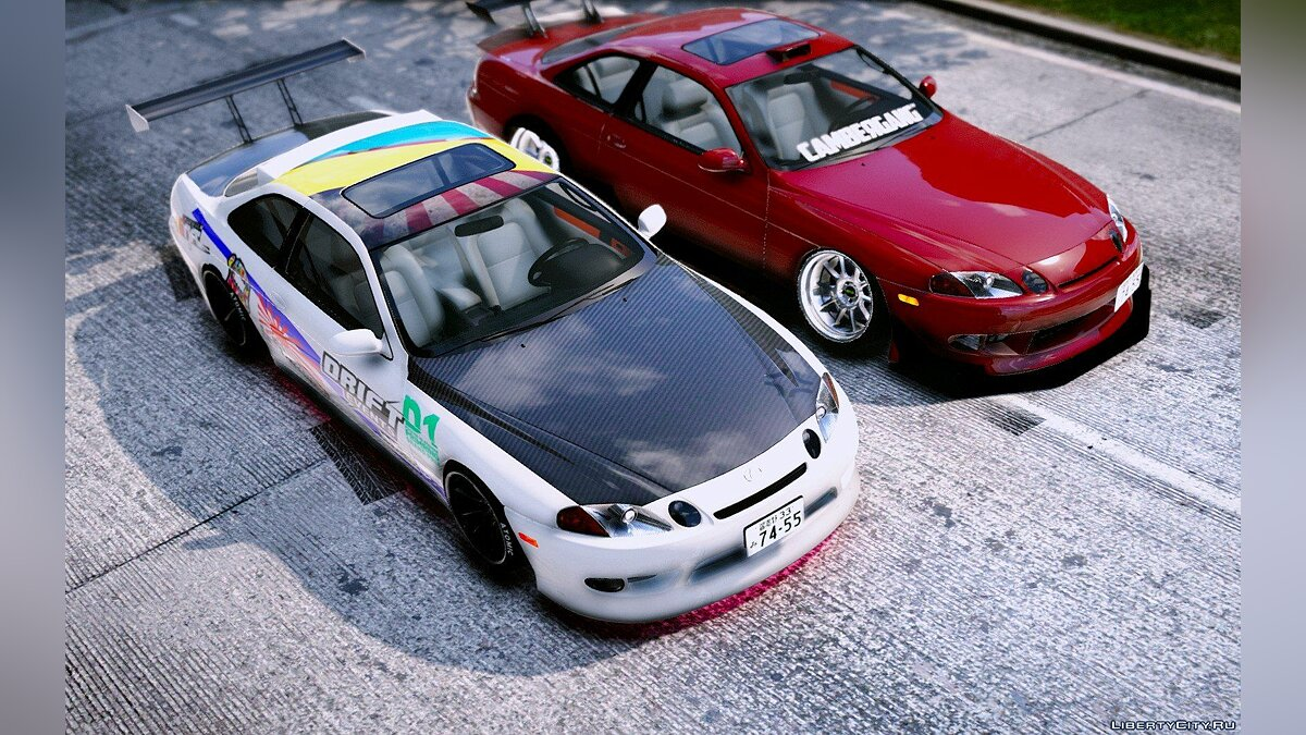 Lexus SC300 Package [Add-On | Tuning] 1.0 для GTA 5