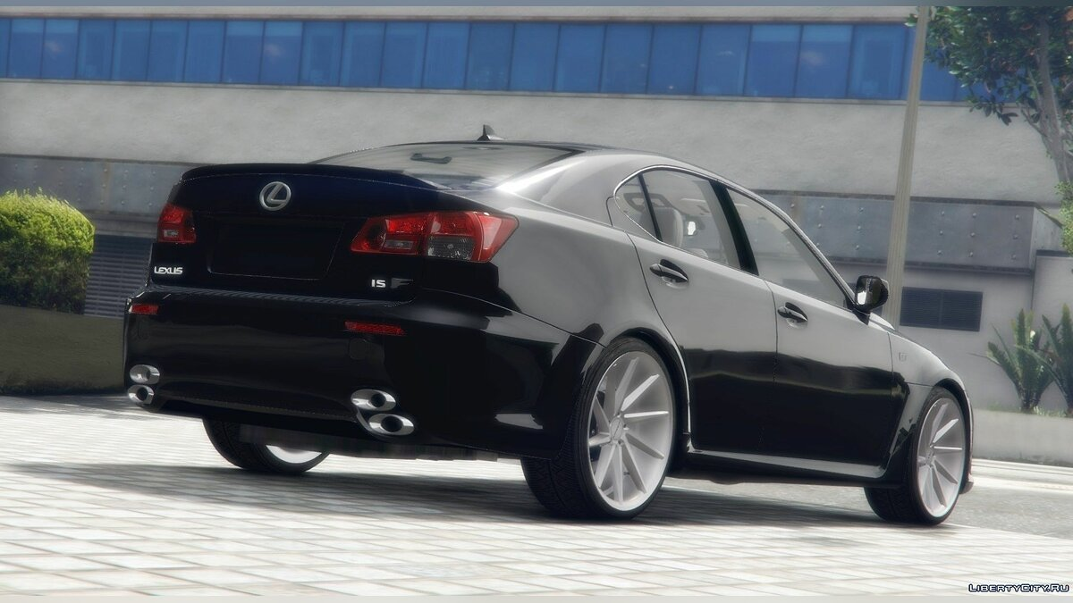 Машина Lexus 2009 Lexus IS F (ADD-ON) 1.0 для GTA 5