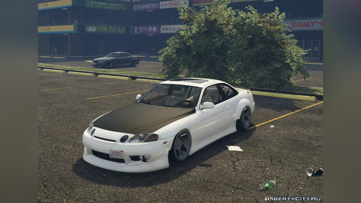 Машина Lexus Lexus SC300 Widebody [Add-on] 1.0 для GTA 5