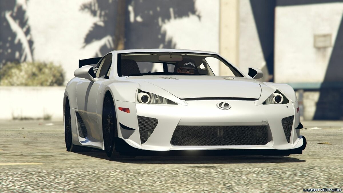 Lexus LFA Nurburgring Package 2012 для GTA 5 - скриншот #3