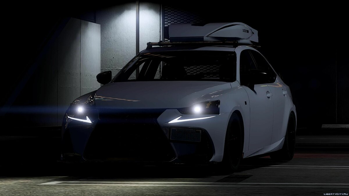 Машина Lexus 2017 Lexus IS 200t [Add-On] 2.0 для GTA 5