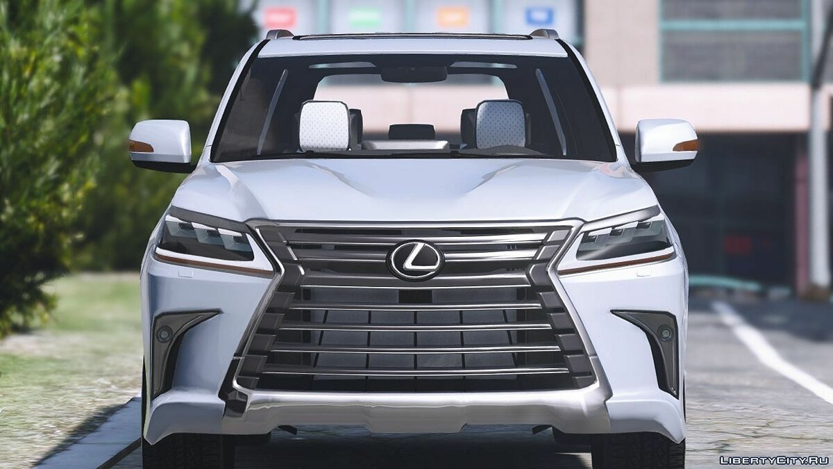 2016 Lexus LX 570 [Add-On / Replace] [FINAL] для GTA 5