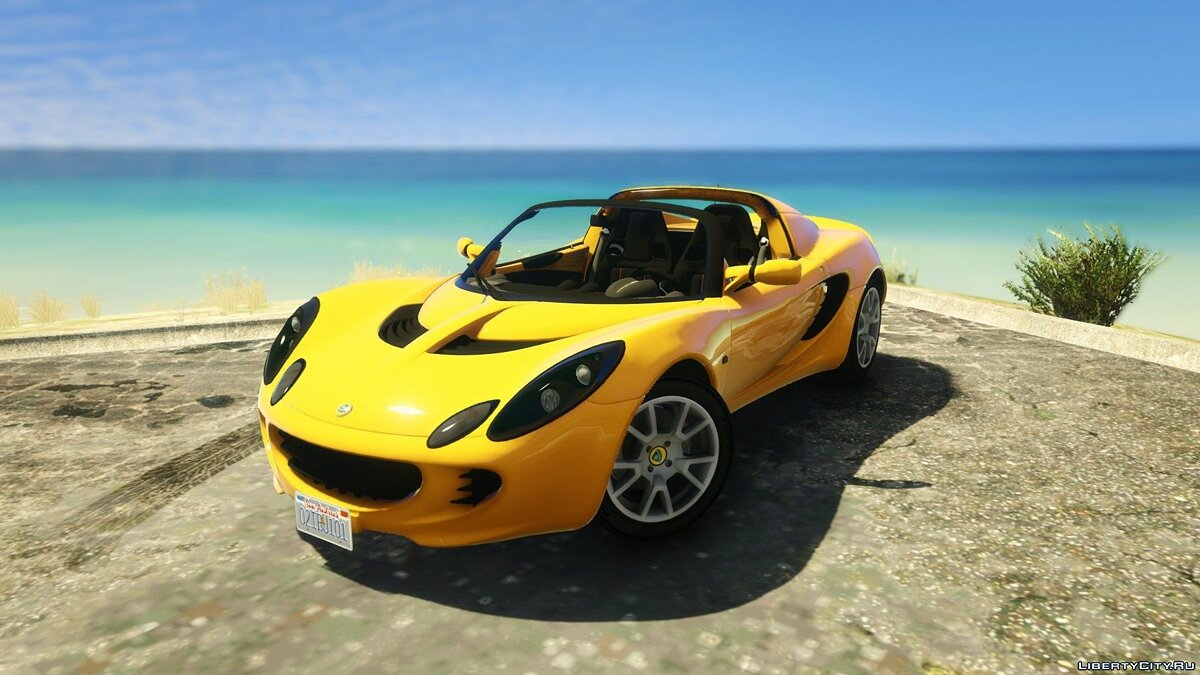 Lotus Elise 2006 [HQ / Tuning /Handling / Template] для GTA 5