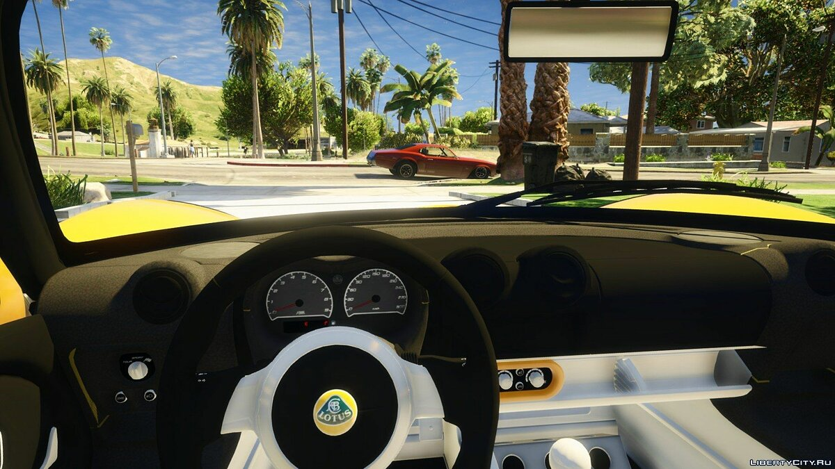 Lotus Elise 2006 [HQ / Tuning /Handling / Template] для GTA 5 - скриншот #4