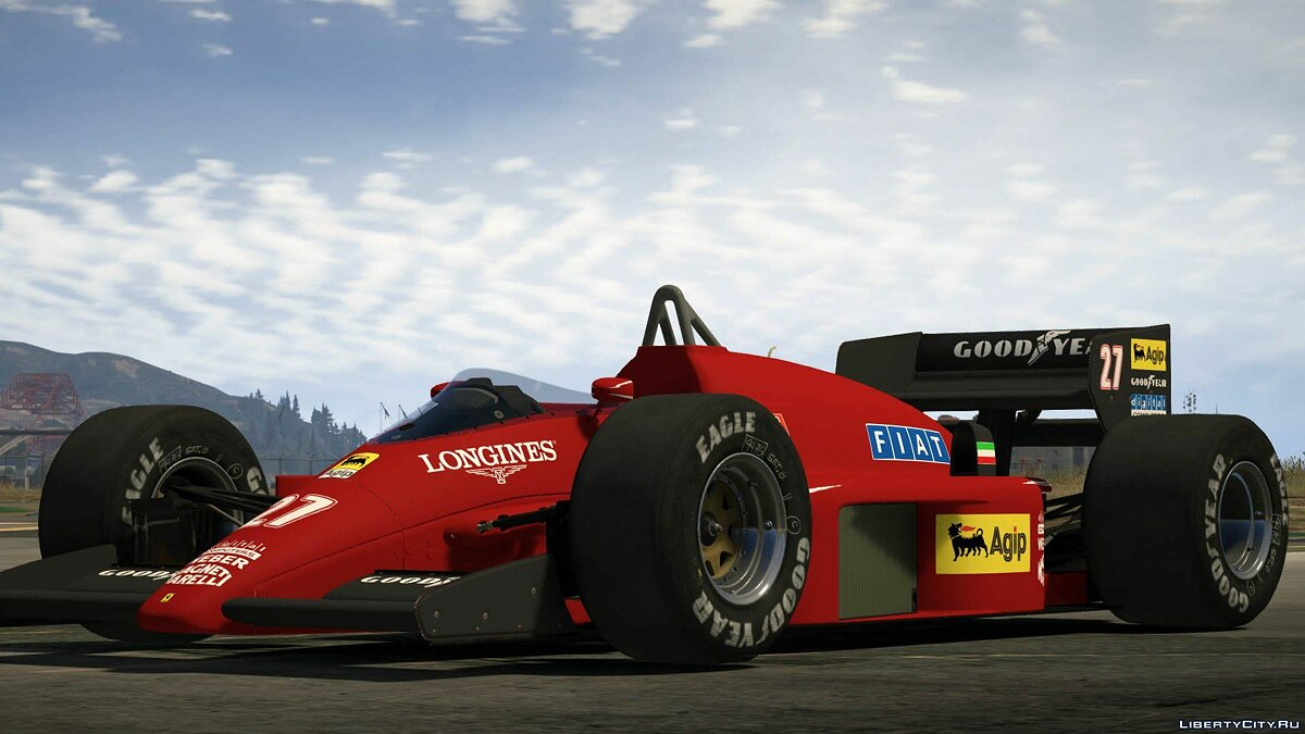 Машина Lotus 1986 Lotus 98T [Add-On / Replace | Liveries | Template] 1.0 для GTA 5