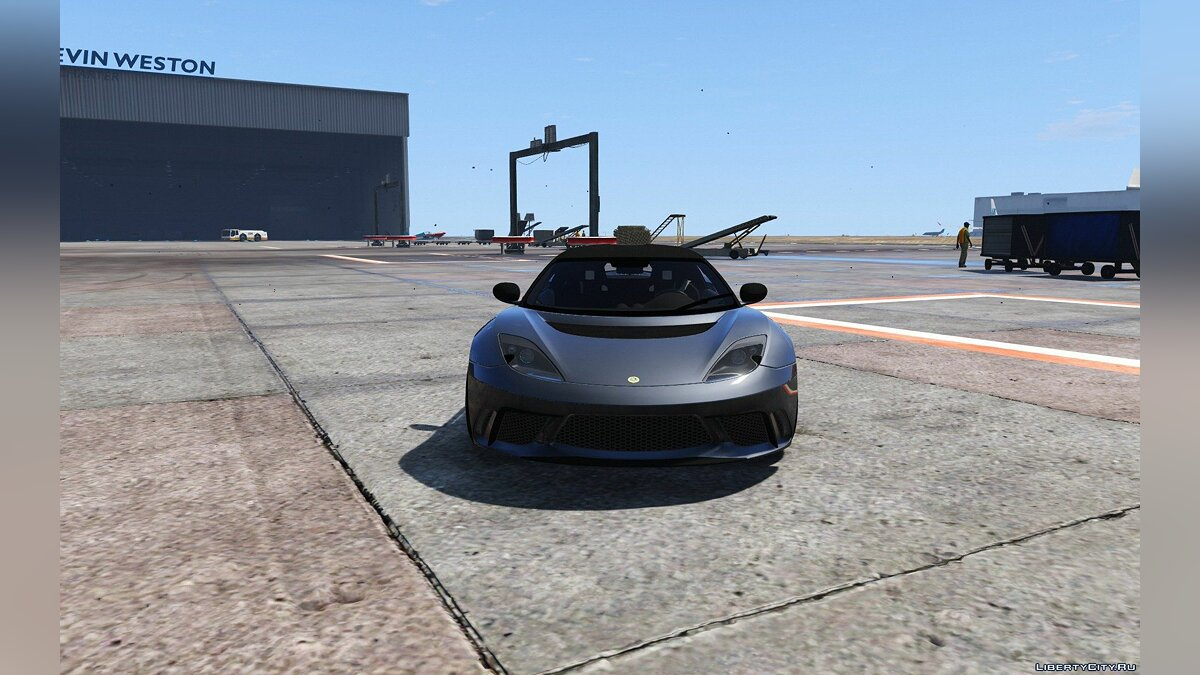 Машина Lotus 2011 Lotus Evora GTE [Add-On | Liveries | HQ] 1.0 для GTA 5