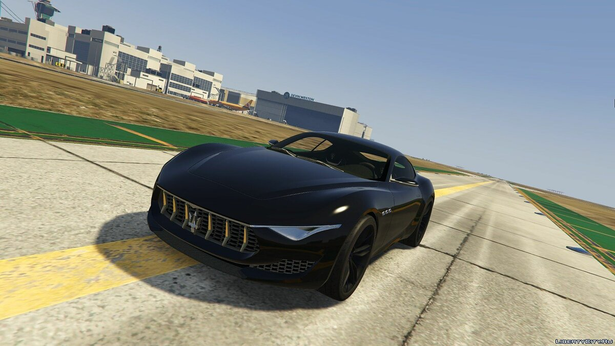 Машина Maserati 2014 Maserati Alfieri Concept Car [Add-On / OIV | Unlocked] 1.0 для GTA 5