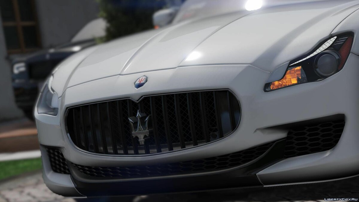 Машина Maserati 2015 Maserati Quattroporte GTS [Add-on/Replace] 1.0 для GTA 5