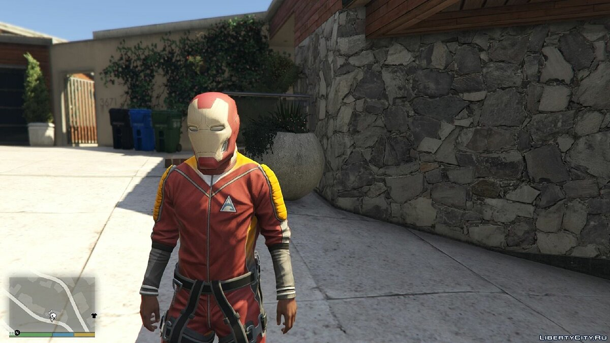 New Mask & Helmet Models 1.2 для GTA 5 - скриншот #4