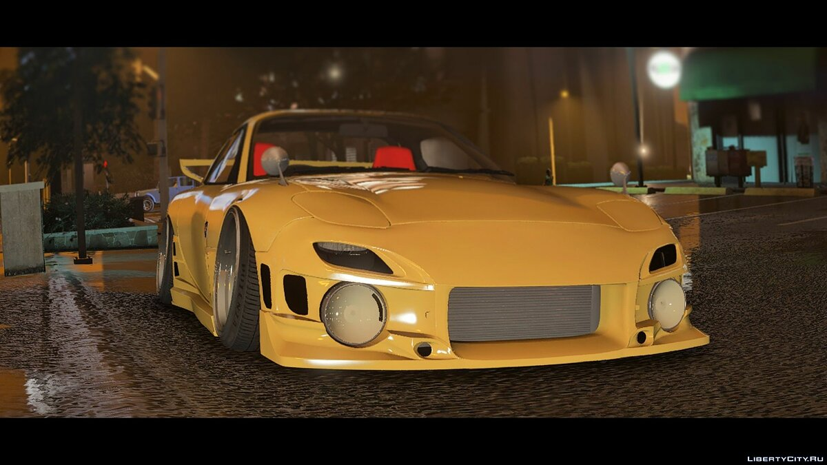 Машина Mazda Mazda RX-7 FD [Add-On | Tuning | RHD] 1.1 для GTA 5