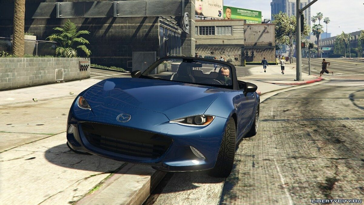 2015 Mazda MX-5 [Add-On] для GTA 5