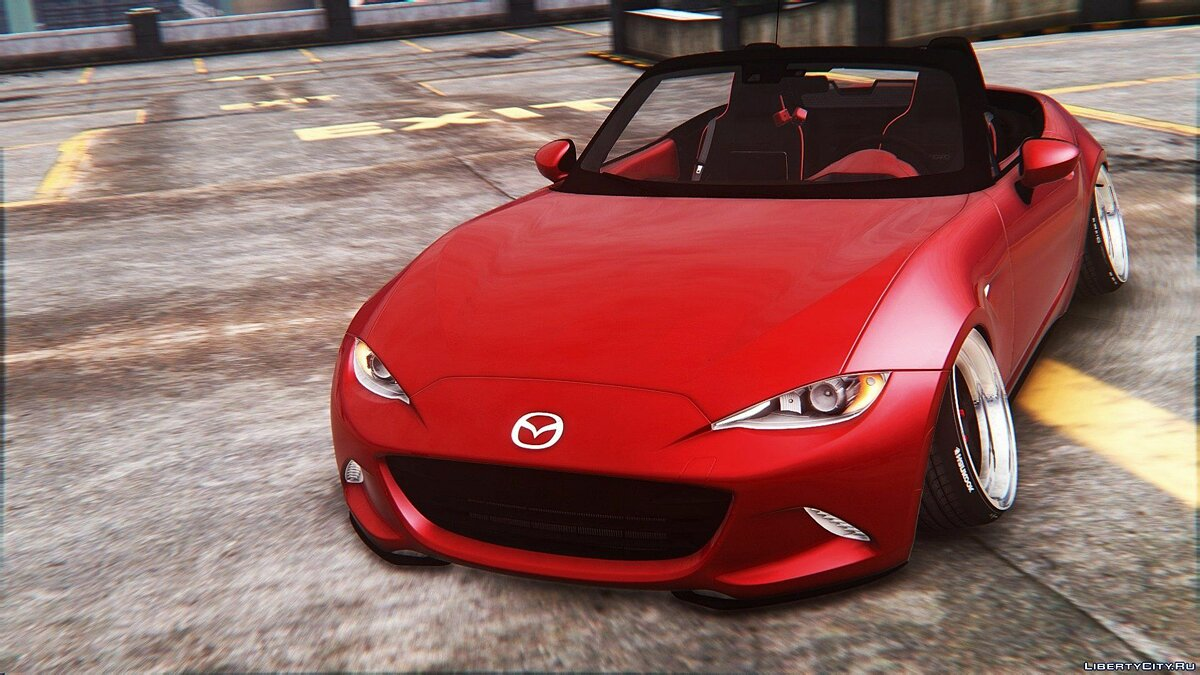 2016 Mazda MX5 Stance [Add-On / Replace] для GTA 5 - скриншот #2