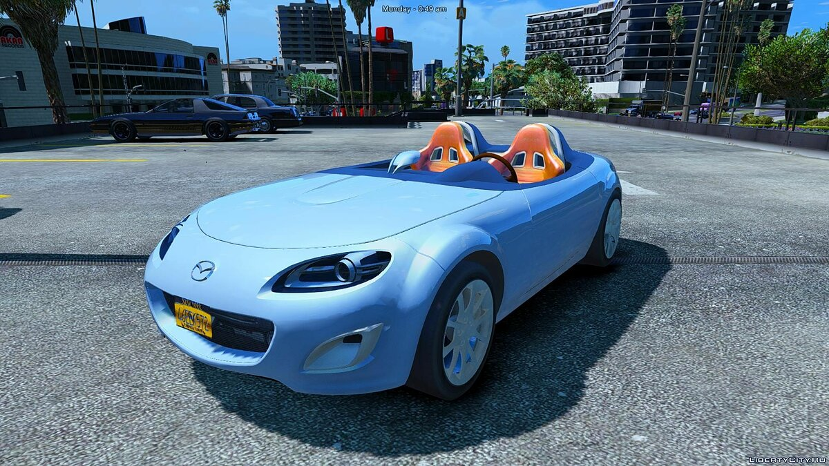 Mazda MX-5 Superlight [Add-On / Replace] 1.1 для GTA 5