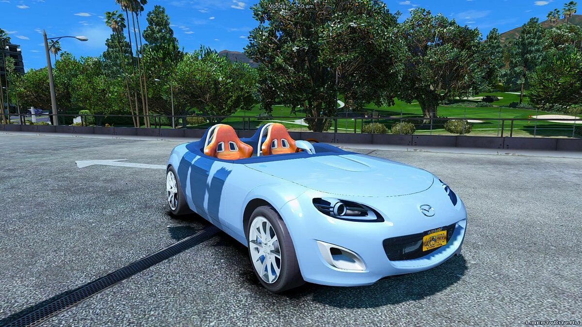Mazda MX-5 Superlight [Add-On / Replace] 1.1 для GTA 5 - скриншот #2