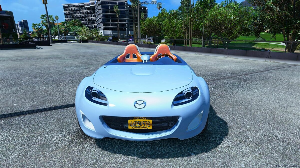 Mazda MX-5 Superlight [Add-On / Replace] 1.1 для GTA 5 - скриншот #3