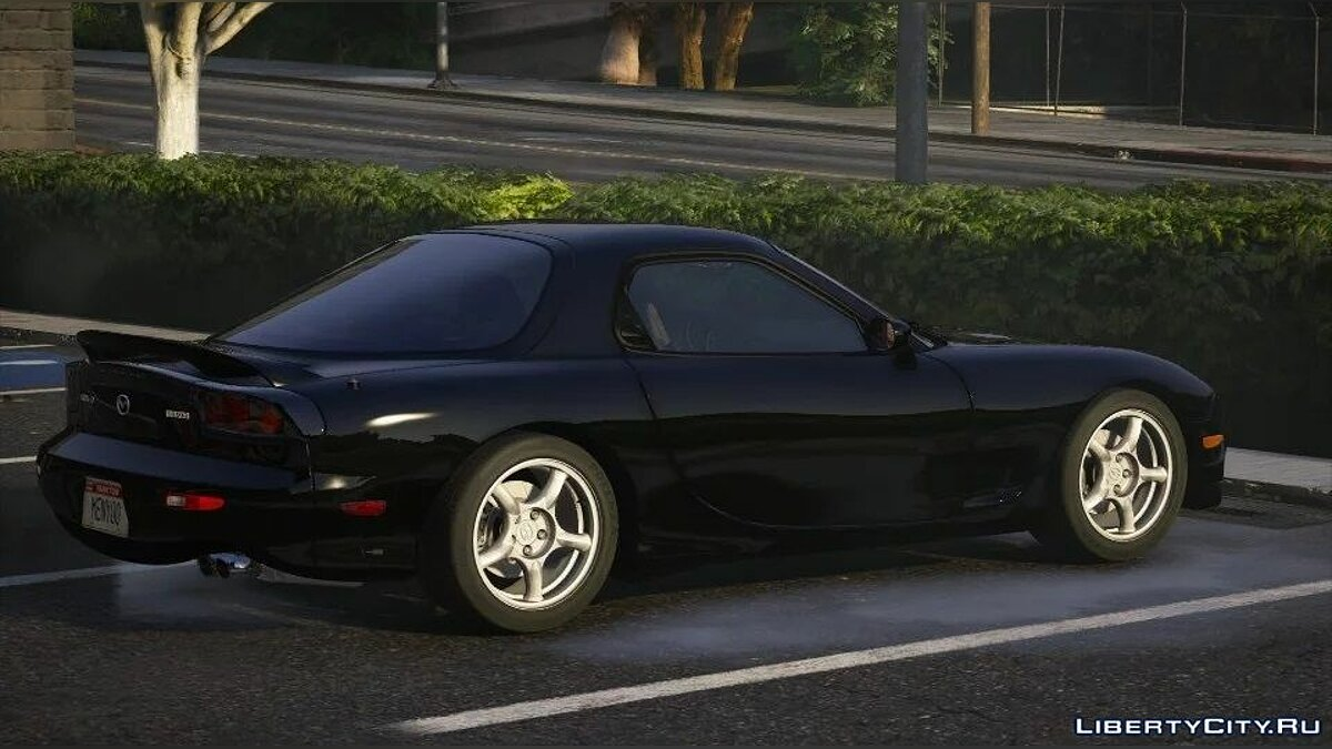 Машина Mazda Mazda RX-7 FD3S LHD [Add-On] 0.79b для GTA 5