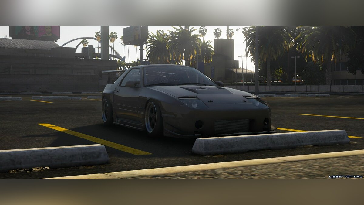 Mazda RX-7 FC3S [Add-On | Tuning | Template] 1.2 для GTA 5 - скриншот #2
