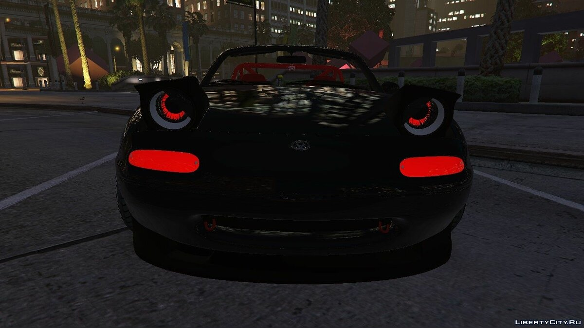 1994 MX5 MxDevil [Addon/Replace] 1.0 для GTA 5 - скриншот #9