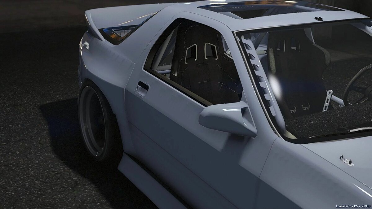 Машина Mazda Mazda RX-7 [Add-On | Extras | Tuning] 1.1 для GTA 5