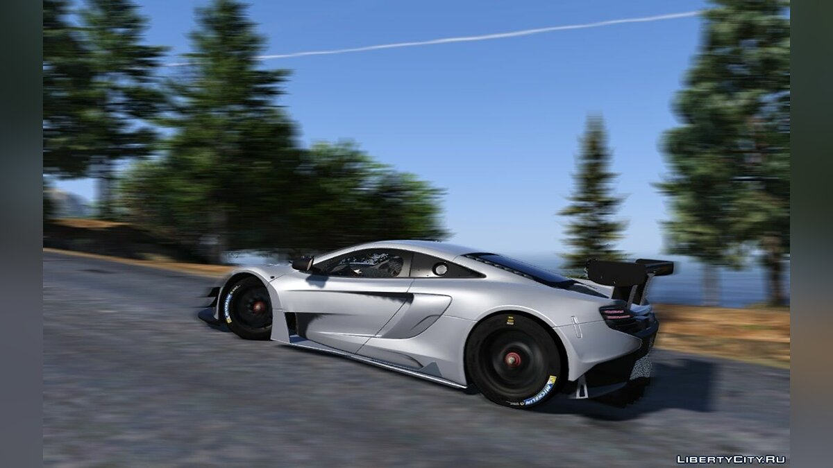 2015 McLaren 650s GT3 [Add-on/Replace] v1.06 для GTA 5 - скриншот #6