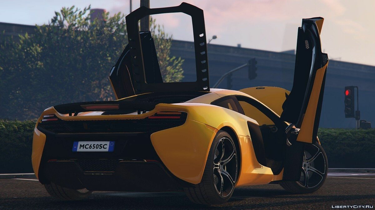 McLaren 650S Coupe [HQ] 3.0 для GTA 5 - скриншот #2