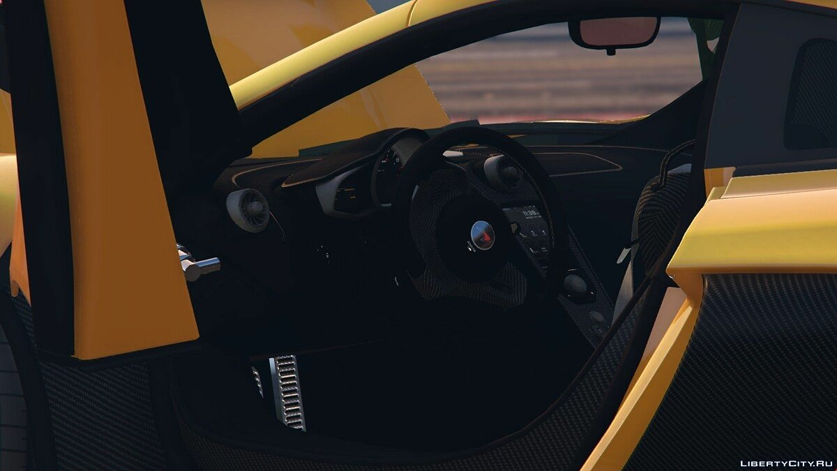 McLaren 650S Coupe [HQ] 3.0 для GTA 5 - скриншот #3