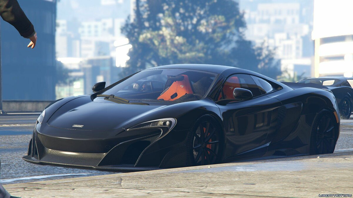 2016 McLaren 675LT Coupe 2.0 [FINAL] для GTA 5 - скриншот #4