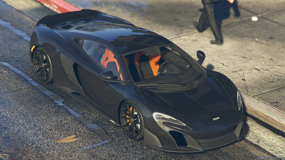 2016 McLaren 675LT Coupe 2.0 [FINAL] для GTA 5 - скриншот #3
