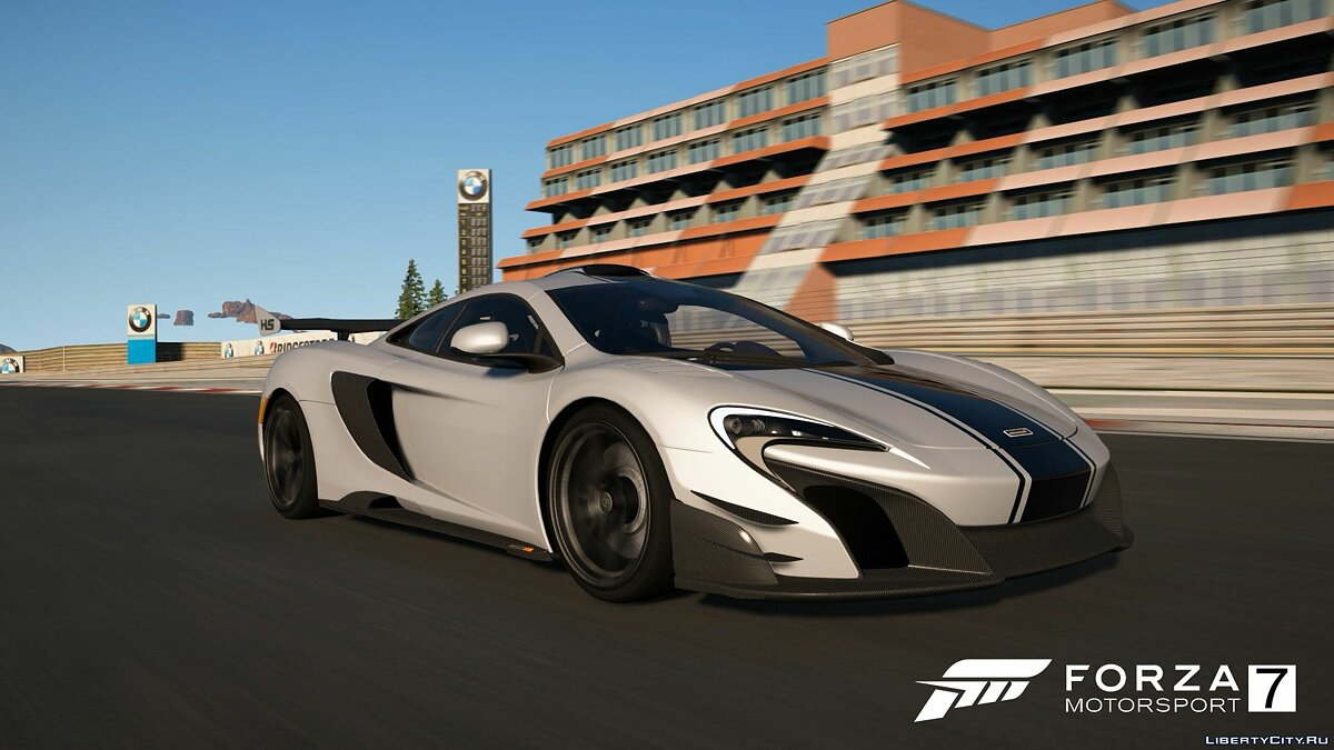 Машина McLaren 2017 McLaren MSO HS (688HS) [Add-On | Template] для GTA 5