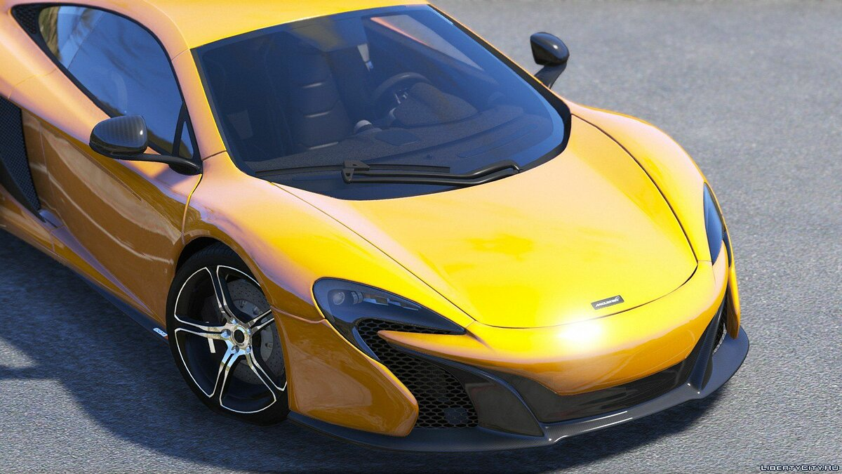 McLaren 650S Coupe [HQ | Replace] 3.5.1 для GTA 5 - скриншот #2
